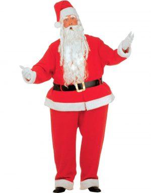 Fat Santa - Jultomtekostym