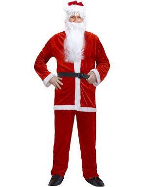 Kris Kringla Jultomtekostym