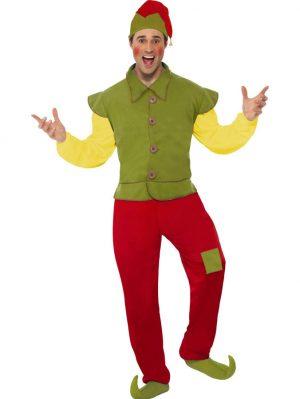 Tomtenisse Kostym (Medium)