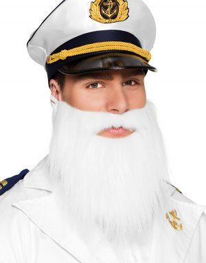 Vitt Kapten/Tomteskägg