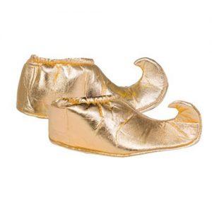 Skoöverdrag Tomtenisse - Guld
